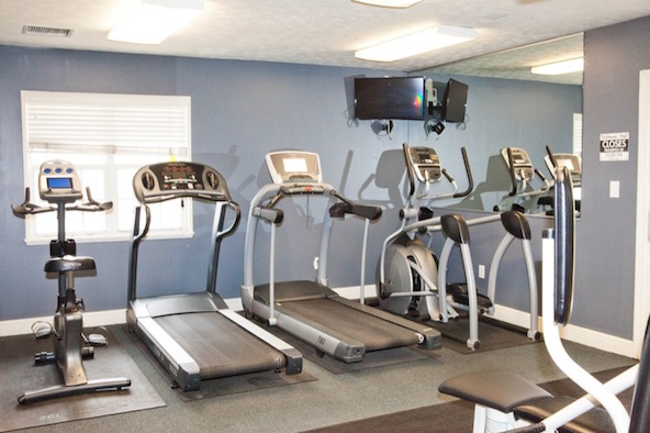 Fitness Center at BayShore